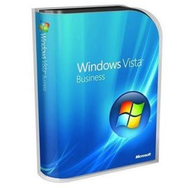 Microsoft Windows Vista Business FULL VERSION [DVD]