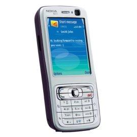 Nokia N73 Silver Phone (Unlocked)