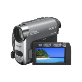 Sony DCR-HC48 1MP MiniDV Handycam Camcorder with 25x Optical Zoom