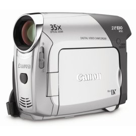 Canon ZR830 MiniDV Camcorder with 35x Optical Zoom
