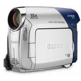 Canon ZR800 MiniDV Camcorder with 35x Optical Zoom