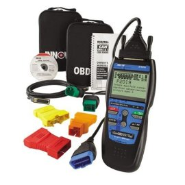 Equus Innova 3120 Diagnostic Code Scanner with Freeze Frame Data for OBDI and OBDII (Post-1996) Vehicles
