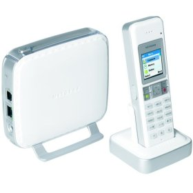 Netgear SPH-200D Dual Mode Cordless Phone with Skype