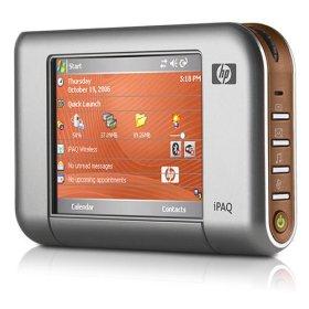 HP iPAQ rx4200 Mobile Media Companion