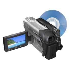 Sony DCR-DVD308 1MP DVD Handycam Camcorder with 25x Optical Zoom