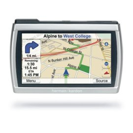 Harman Kardon GPS-500 Portable Navigation Unit