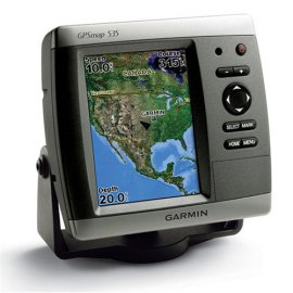 Garmin GPSMAP 535s Chartplotter with Dual Beam Transducer