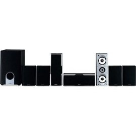 Onkyo SKS-HT540 7.1 Surround Sound Speaker System