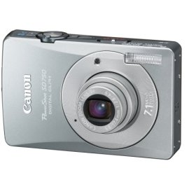Canon PowerShot SD750 Elph Digital Camera (Silver)