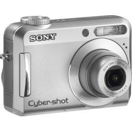 Sony Cybershot S650 7.2MP Digital Camera with 3x Optical Zoom