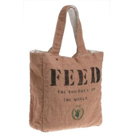 World Food Programme Feed Bag | GoSale :  handbag burlap bag handbags shoulder bag