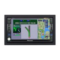 Pioneer AVIC-D3 In-Dash DVD Receiver / Navigation System