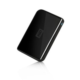 Western Digital 160 GB USB 2.0 Passport 2.5 External Hard Drive (WDXMS1600TN)