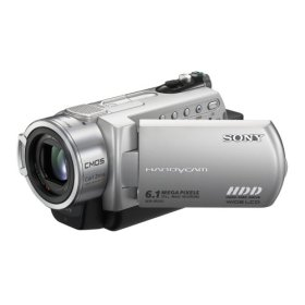 Sony DCR-SR300 6MP 40GB Hard Disk Drive Handycam Camcorder with 10x Optical Zoom