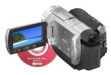 Sony HDR-UX5 4MP AVCHD DVD High Definition Camcorder with 10x Optical Zoom