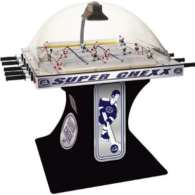 Super Chexx Bubble Hockey Table
