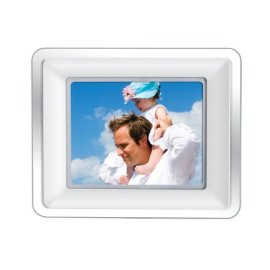 "Coby DP562 5.6"" Digital Photo Frame with MP3 Player"
