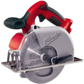 Milwaukee 0740-20 V28 Lithium 6-1/2-Inch Cordless Metal Cutting Circular Saw (Bare Tool)