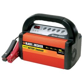 Black and Decker VEC1095ABD 25/10/2 AMP BATTERY CHARGER