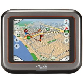 Mio C220 Portable Car Navigation System