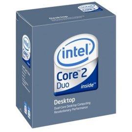 Intel Core 2 Duo E6300 Conroe 1.86GHz 2M shared L2 Cache LGA 775 Processor - BX80557E6300