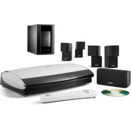 Bose Lifestyle 38 Series III DVD Home Entertainment System, with uMusic system - Black