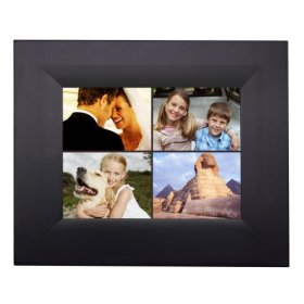 Westinghouse 8 LCD Digital Photo Frame (DPF-0802)