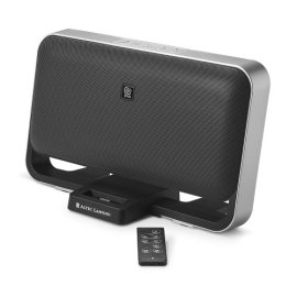 Altec Lansing M604 Zune Powered Speaker System (Black)