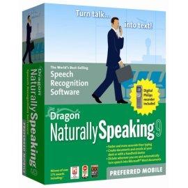 Dragon NaturallySpeaking 9 Preferred Mobile