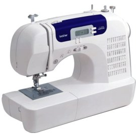 Brother CS-6000i 60 Stitch Computerized FreeArm Sewing Machine