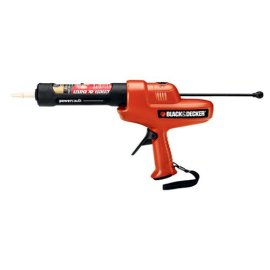 Black & Decker 2-Speed Powered Caulk Gun #CG100