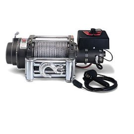Warn M12000 Heavy Weight Series Self-Recovery Front-Mount Winch (17801)
