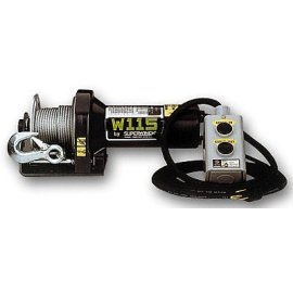 Superwinch 1401 AC1000 .6-horsepower Front-Mount AC Winch - 1,000-Pound Capacity
