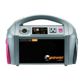 Xantrex 852-0200 XPower Powerpack 200 Plus Portable Backup Power Source