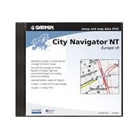 Garmin City Navigator Europe NT v9 (2008) DVD (010-10887-00)