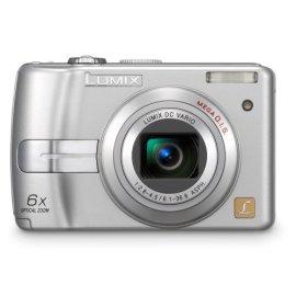 Panasonic Lumix DMC-LZ7S Digital Camera (Silver)