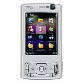 Nokia N95 Silver/Plum Phone (Unlocked)