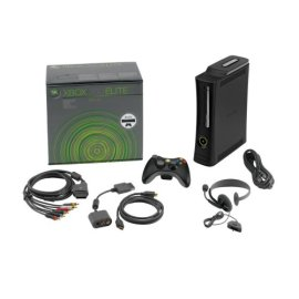 Xbox 360 Elite System Console Includes 120GB Hard Drive