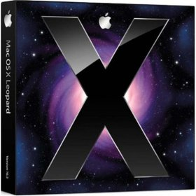 Apple Mac OS X Leopard 10.5.6