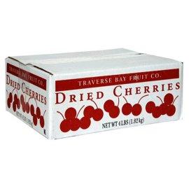 Traverse Bay Dried Cherries (4 lb Box)