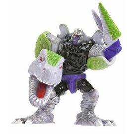 Titanium Series Transformers 3 Inch Metal Robot Masters Beast Wars Megatron
