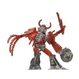 Titanium Series Transformers 3 Inch Metal Robot Masters Unicorn