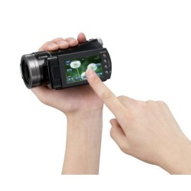 Sony HDR-CX7 AVCHD 6.1MP Flash Memory Camcorder with 10x Optical Zoom