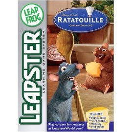 LeapFrog Leapster® Educational Game: Ratatouille