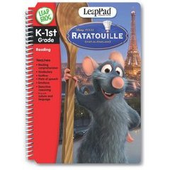 LeapFrog My First LeapPad Ratatouille Software - K-1st Grade