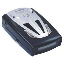 Whistler XTR-690 Radar/Laser Detector with Blue Display