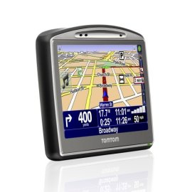 TomTom GO 720 Widescreen GPS with Mapshare