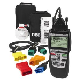 Equus Innova 3140 Diagnostic Code Scanner With 25 Parameter Display For OBDI & OBDII