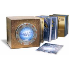 Stargate SG-1 - The Complete Series Collection