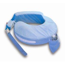 My Brest Friend Light Blue Deluxe Pillow
